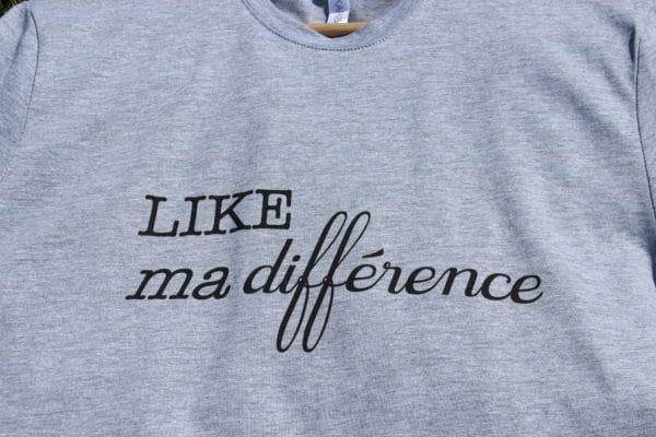 Like ma différence Homme